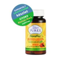 NovaFlor tabletta - inulinnal - 60 db