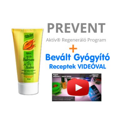 Prevent Regeneráló Program