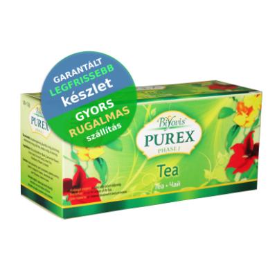 Purex 1. Tea