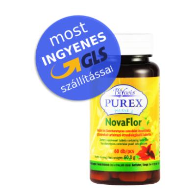 NovaFlor tabletta - INGYENES szállítással